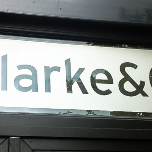 Clarke&co fanlight frosting