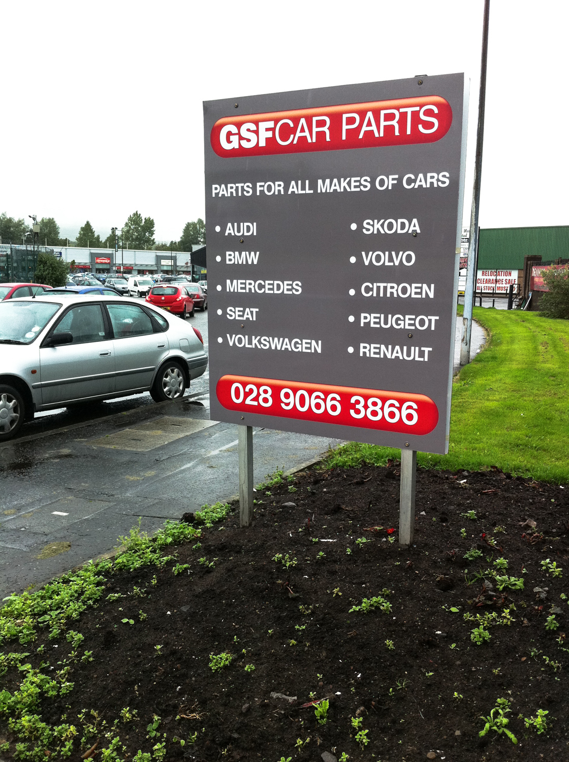 Gsf Car Parts Belfast
