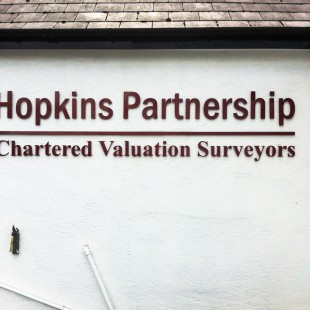 HOPKINS EXT LETTERING