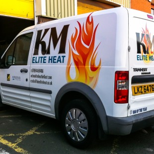 KM ELITEHEAT VAN