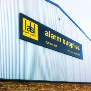 alarm supplies extsign
