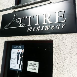 attire external sign