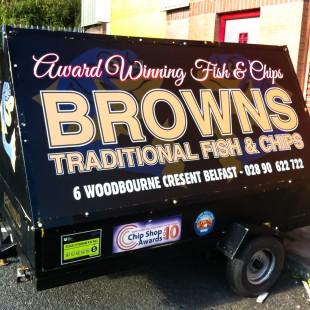 browns trailer