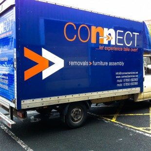 connectflatpack van1