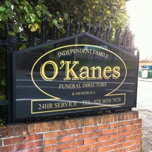okanes funeral directors