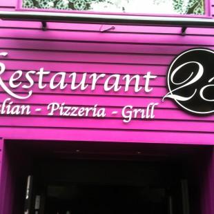 restaurant25 extsign