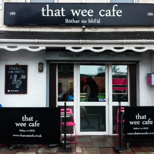 that wee cafe