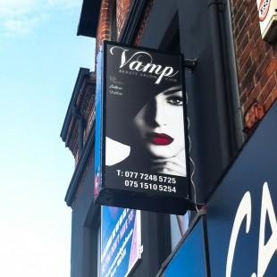 vamp lightbox